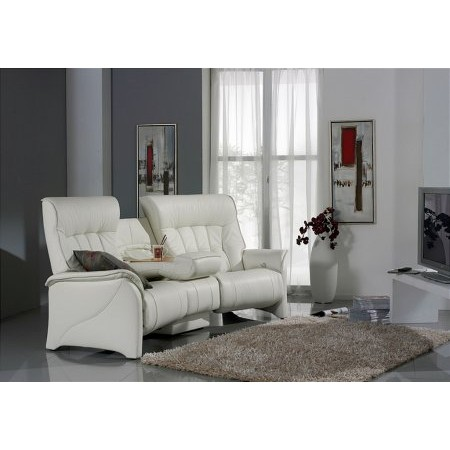 Himolla - Cumuly Rhine 2 Seater Leather Sofa