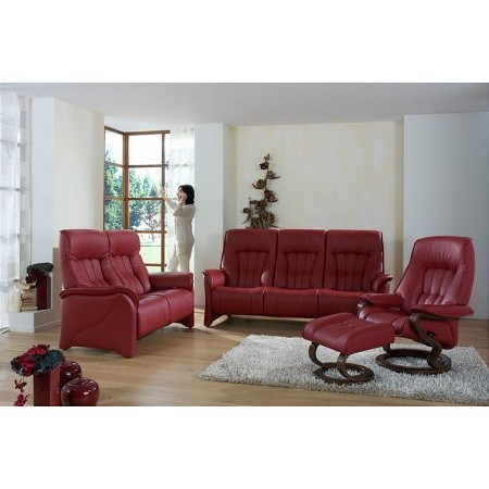 Himolla - Cumuly Rhine Leather Recliner Suite