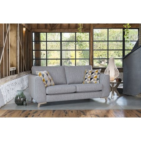 Alstons Upholstery - Stockholm 3 Seater Sofa
