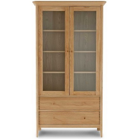Willis And Gambier - Spirit Wide Display Cabinet