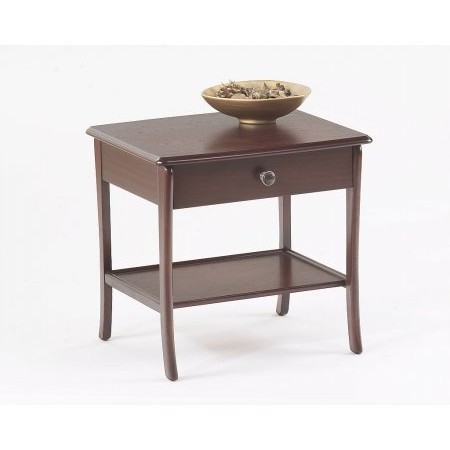 Sutcliffe - Hampton Lamp Table with Drawer